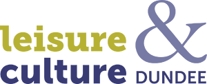 leisure and culture dundee logo